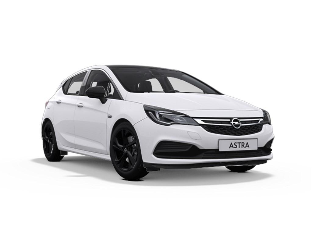 Tweedehands te koop: Opel Astra Wit - 5-Deurs 14 Turbo 125pk OPC Line Start Stop Manueel 6 - Nieuw