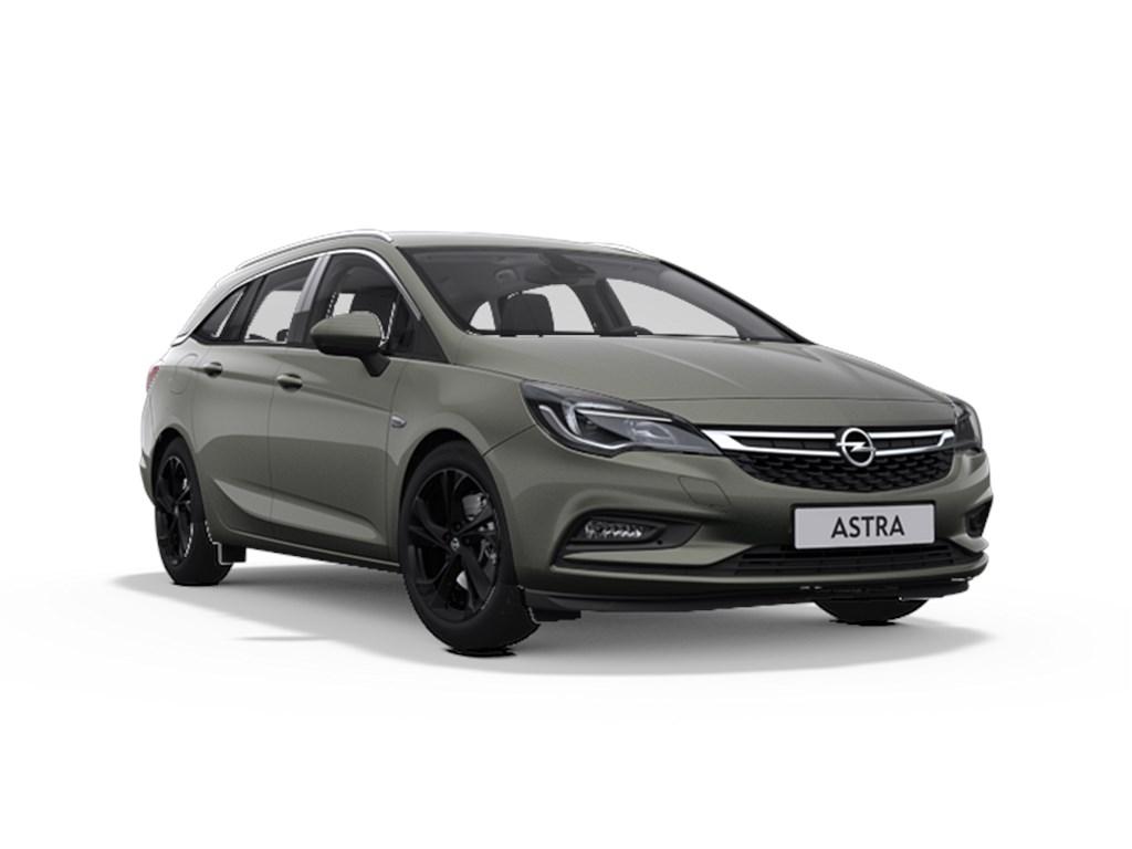 Tweedehands te koop: Opel Astra Grijs - Sports Tourer 14 Turbo 150pk Innovation Start Stop Automaat 6 - Nieuw