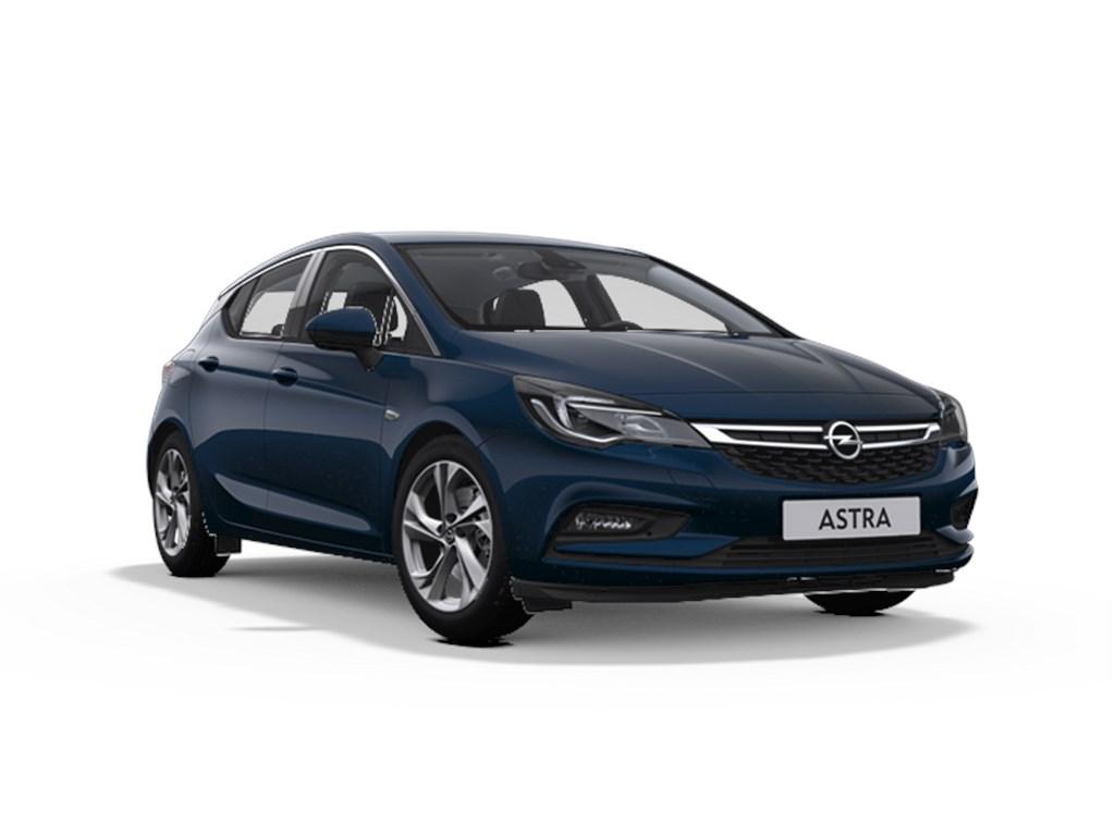 Tweedehands te koop: Opel Astra Blauw - 5-Deurs 10 Turbo 105pk Innovation Start Stop Manueel 5 - Nieuw