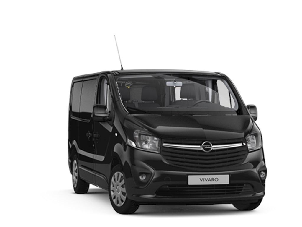 Tweedehands te koop: Opel Vivaro Zwart - Gesloten Bestelwagen Sportive L1H1 MTM27T 16 CDTi 125pk 92kw - Nieuw