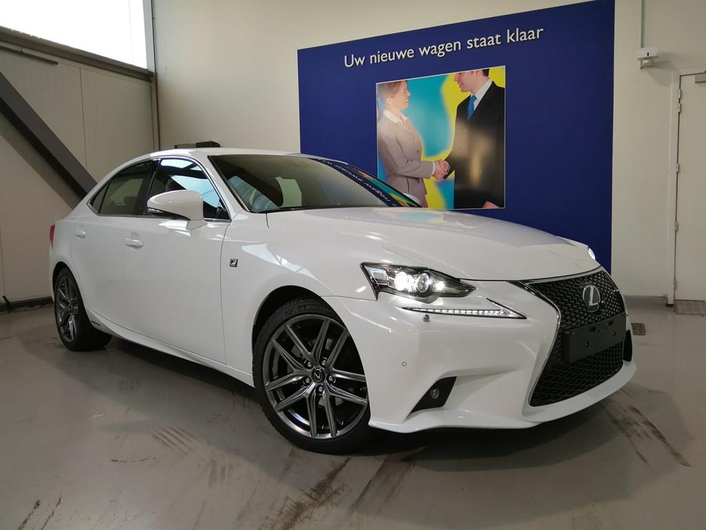 Lexus IS 4/5 Deurs