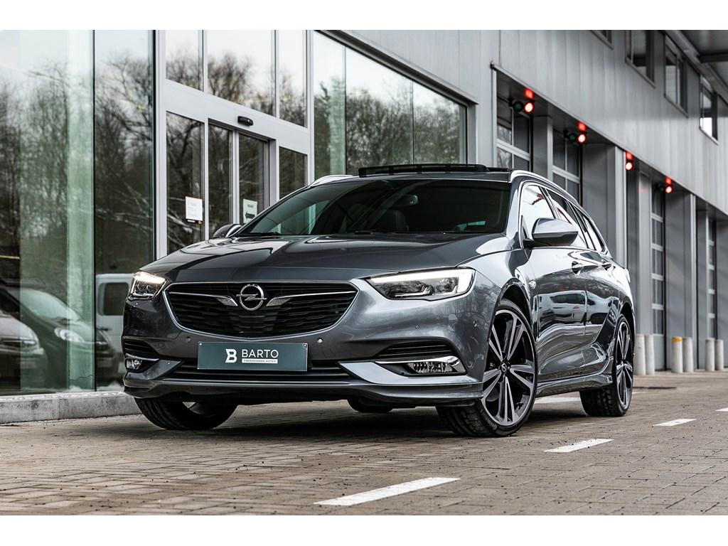 Tweedehands te koop: Opel Insignia Grijs - 170PKOPC linePanoMatrix20wielenDirectiewagen