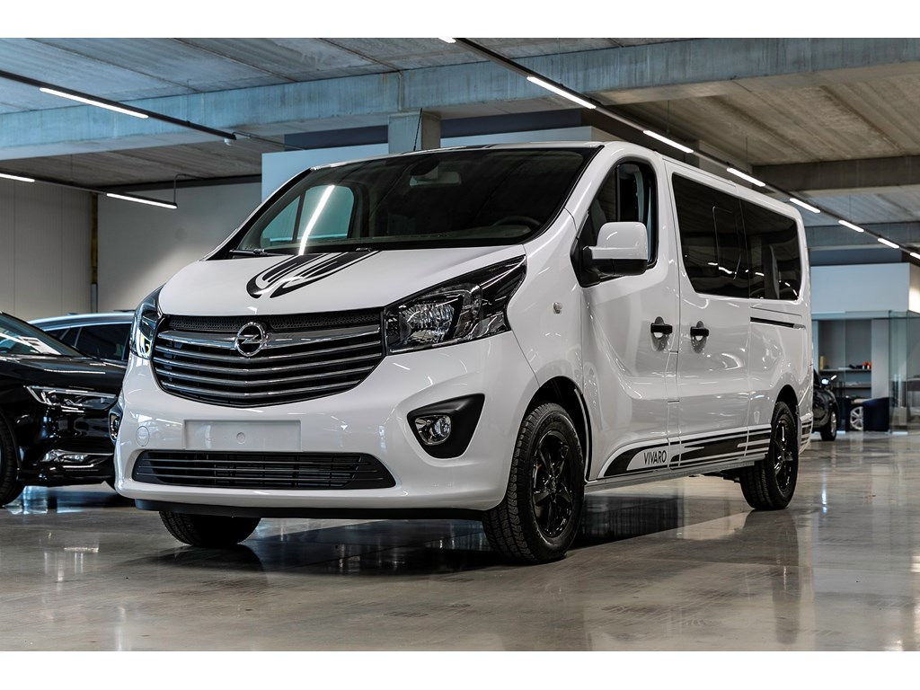 Tweedehands te koop: Opel Vivaro Wit - Combi Plus 5pl L2H1 MTM29T 16 CDTi 120pk 89kw - Nieuw