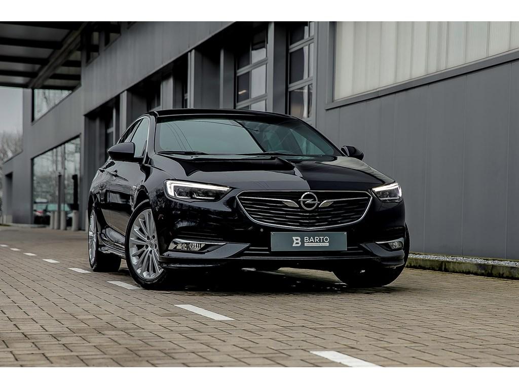 Tweedehands te koop: Opel Insignia Blauw - GSOPC lineMatrixSportzetelsCameraDodehoek