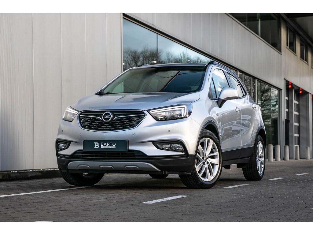 Tweedehands te koop: Opel Mokka Zilver - 16b 115pk - Navi - Parkeersens - Cruisectrl - Auto Lichten -