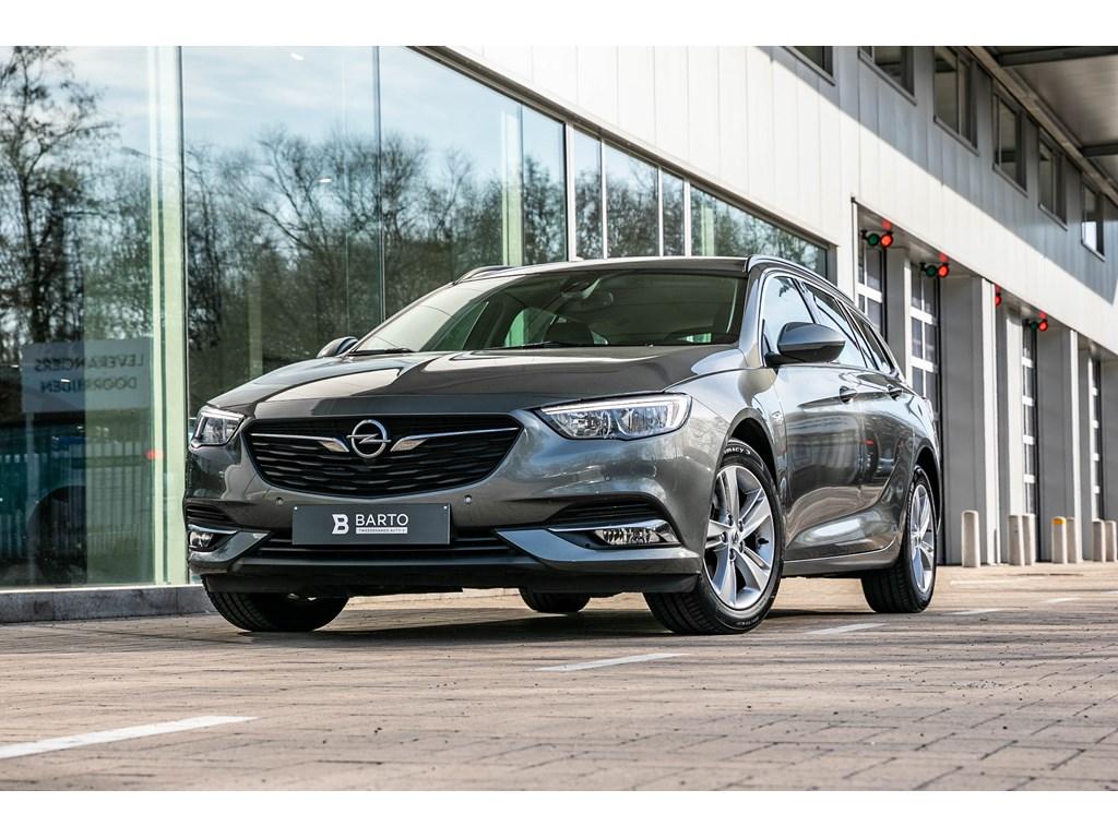 Tweedehands te koop: Opel Insignia Grijs - 16d 136pk - Navi - Parkeersens - Offlane - Auto Lichten - Regensens -