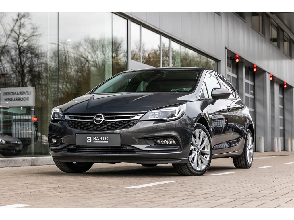 Tweedehands te koop: Opel Astra Grijs - 14b 125pk - Offlane - Botswrsch - Afn trekhaak - Navi -