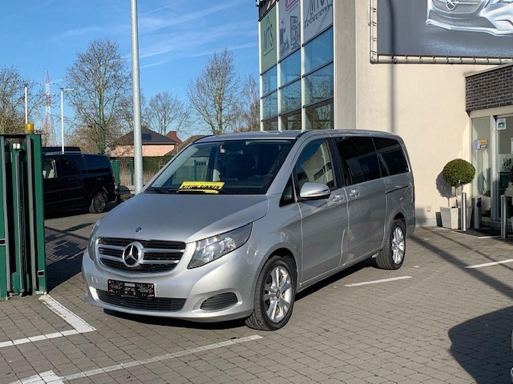 65bda93112 Mercedes-Benz V 220. Edition - Navi - Camera - 36.500 km - date de  construction 2016