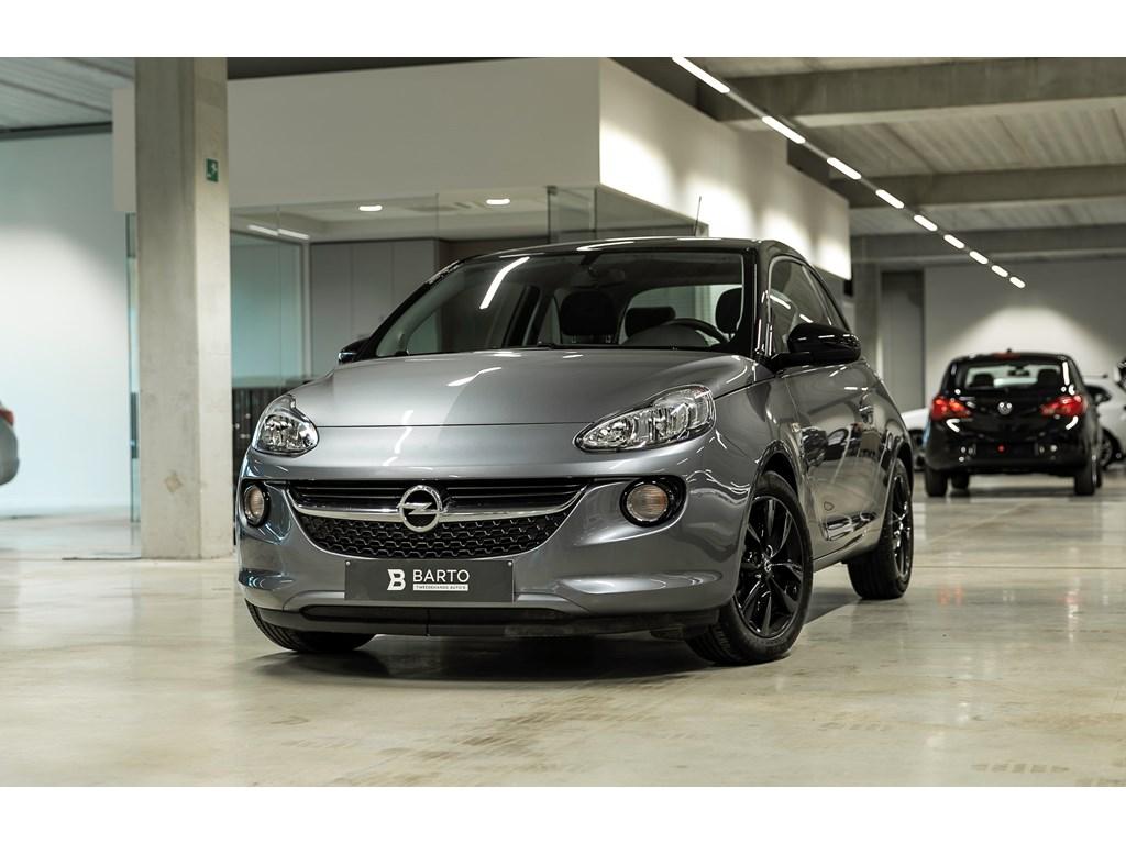Tweedehands te koop: Opel ADAM Grijs - 12b 70pk - Airco - Intellilink - Cruisectrl - Parkeersens -