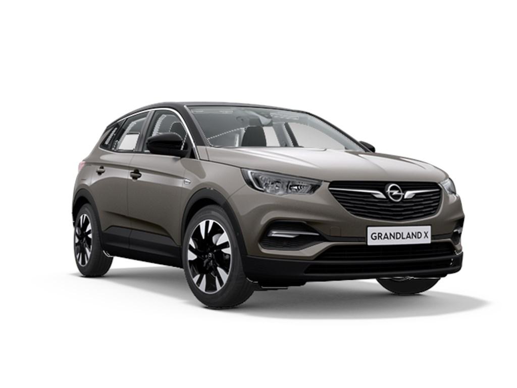 Tweedehands te koop: Opel Grandland X Grijs - Innovation 12 Turbo benz Automaat 8 StartStop - 130pk 96kw - Nieuw