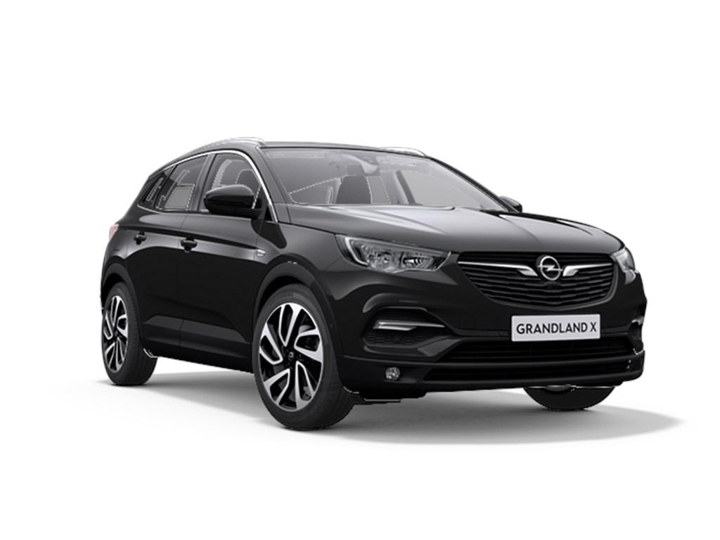Tweedehands te koop: Opel Grandland X Zwart - Ultimate 12 Turbo benz Automaat 8 StartStop - 130pk 96kw - Nieuw