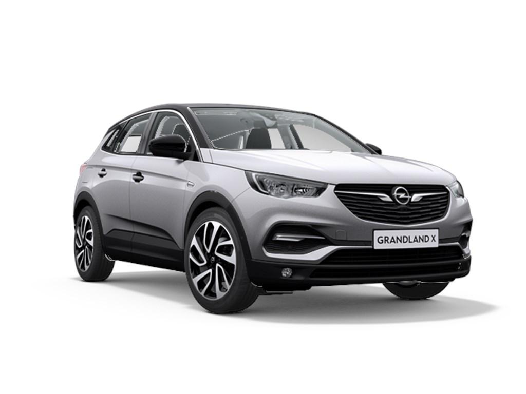 Tweedehands te koop: Opel Grandland X Grijs - Ultimate 12 Turbo benz Automaat 8 StartStop - 130pk 96kw - Nieuw