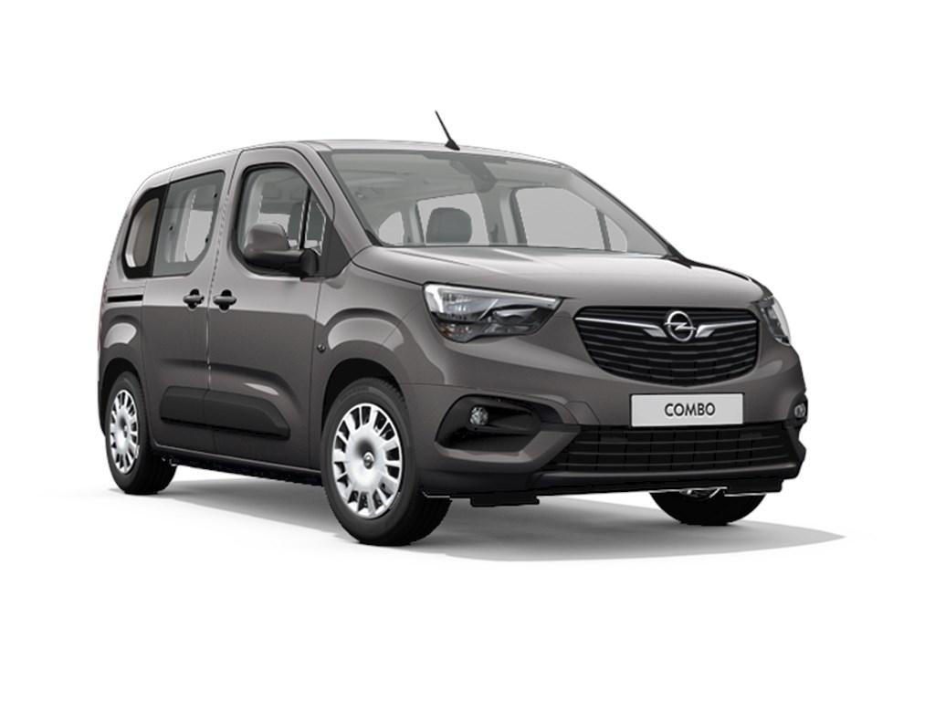 Tweedehands te koop: Opel Combo Grijs - Life Edition 12 Turbo benz Manueel 6 StartStop - 110pk 81kw - Nieuw