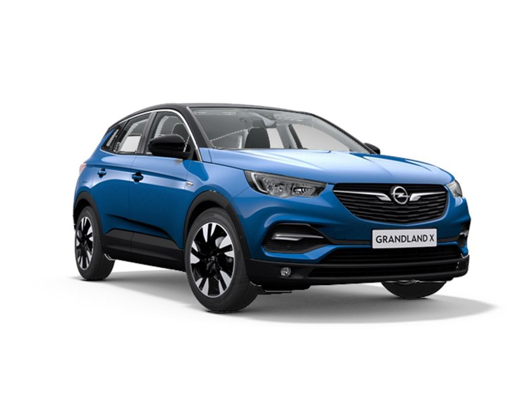 Tweedehands te koop: Opel Grandland X Blauw - Innovation 12 Turbo benz Manueel 6 versnellingen StartStop - 130pk 96kw - Nieuw