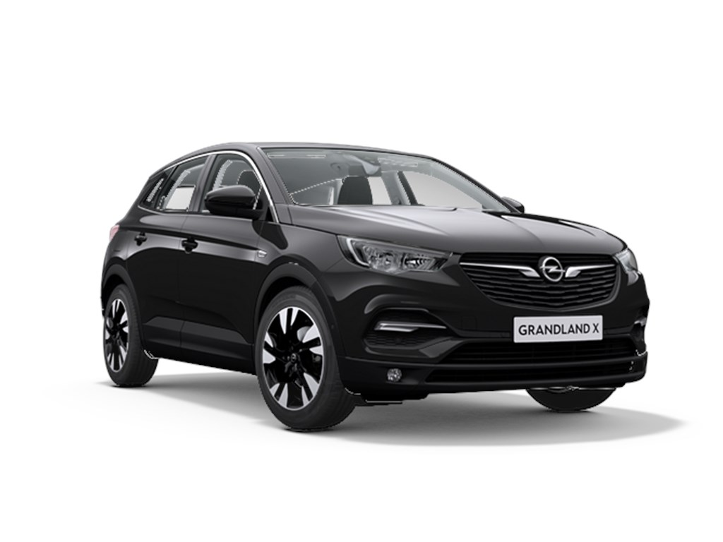 Tweedehands te koop: Opel Grandland X Zwart - Innovation 15 Turbo D BlueInjection Ecotec D - Man 6 versn StartStop - 130pk 96kw - Nieuw