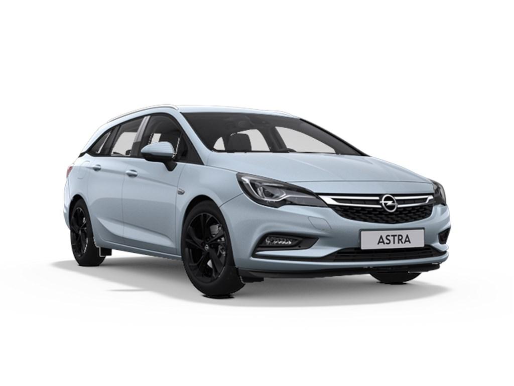 Tweedehands te koop: Opel Astra Zilver - Sports Tourer 16 CDTi 136pk - Dynamic - Nieuw - Navigatie - Leder - LED -