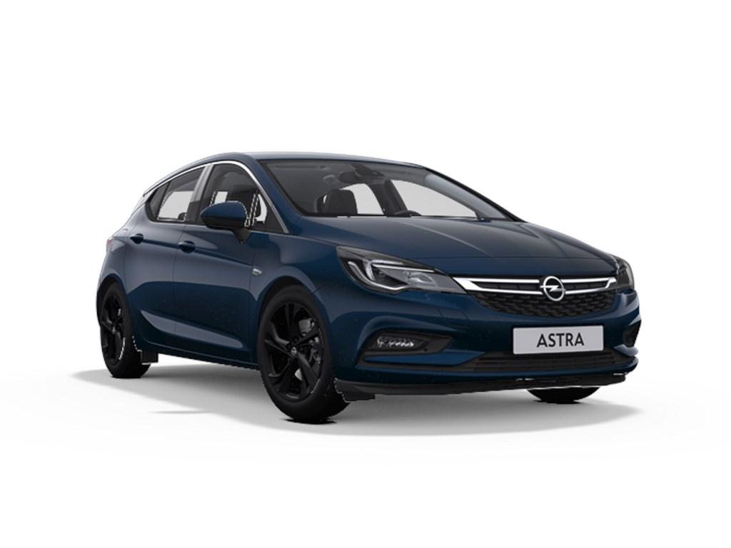 Tweedehands te koop: Opel Astra Blauw - 5-Deurs 14 Turbo 125pk Innovation Start Stop Manueel 6 - Nieuw