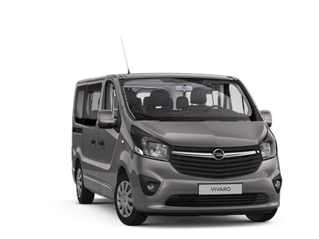 Tweedehands te koop: Opel Vivaro Grijs - Combi Plus 8pl L1H1 MTM27 - 16 CDTi 125pk 89kw - Nieuw