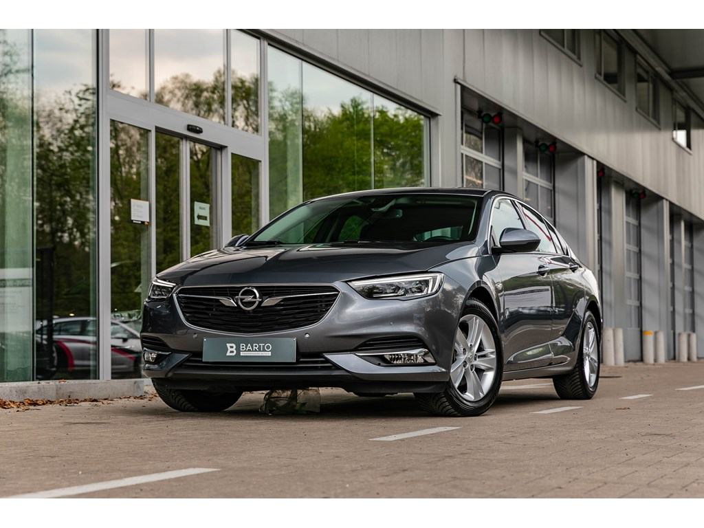 Tweedehands te koop: Opel Insignia Grijs - GS Innov Lederen sportzetels Matrix Navi