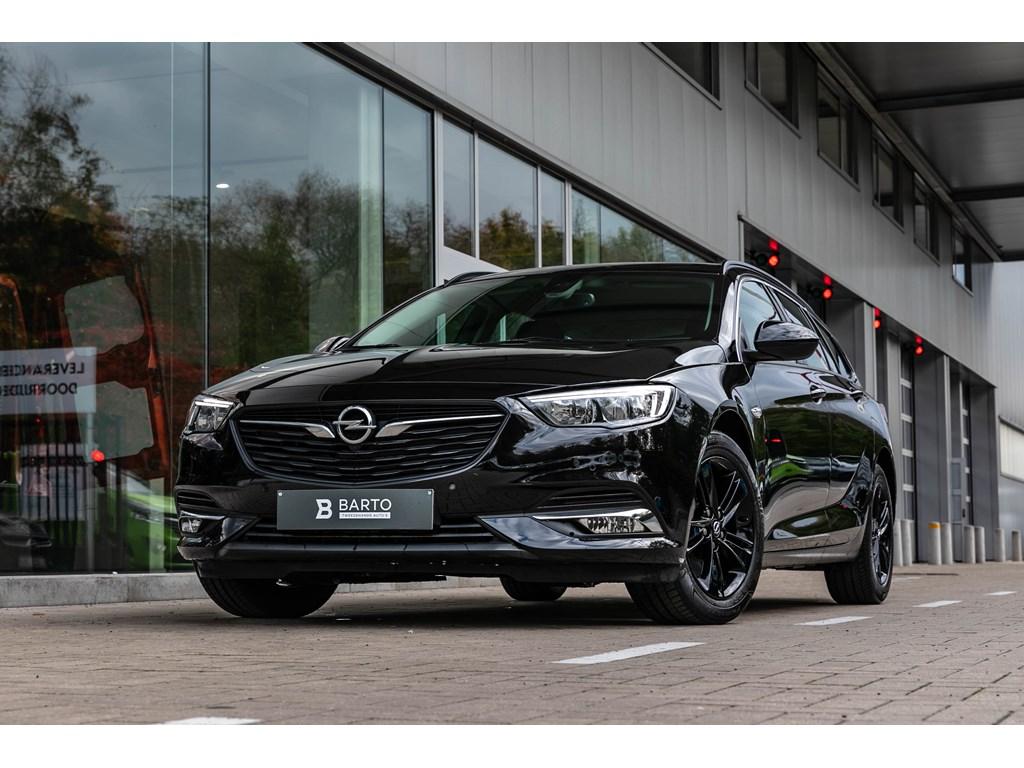 Tweedehands te koop: Opel Insignia Zwart - Break 136pk Navigatie  Parkeersens alu velgen