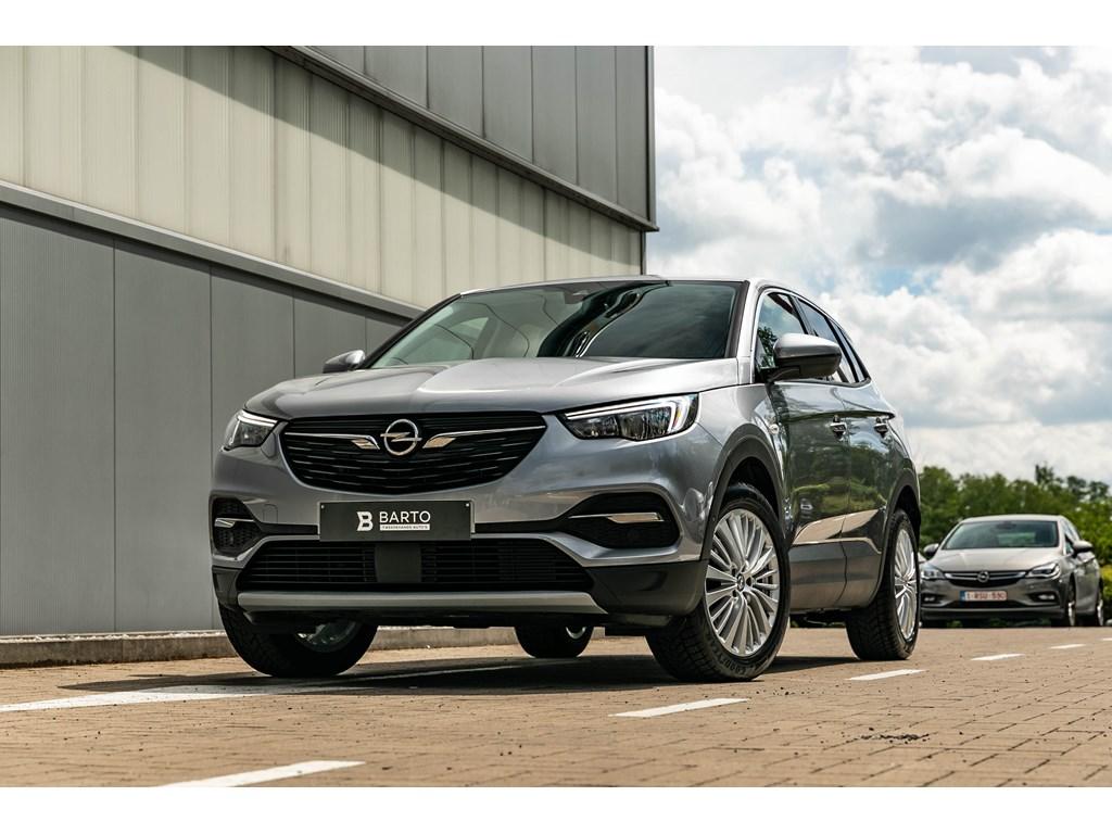 Tweedehands te koop: Opel Grandland X Grijs - 16d InnovationNaviParkeersensOfflane