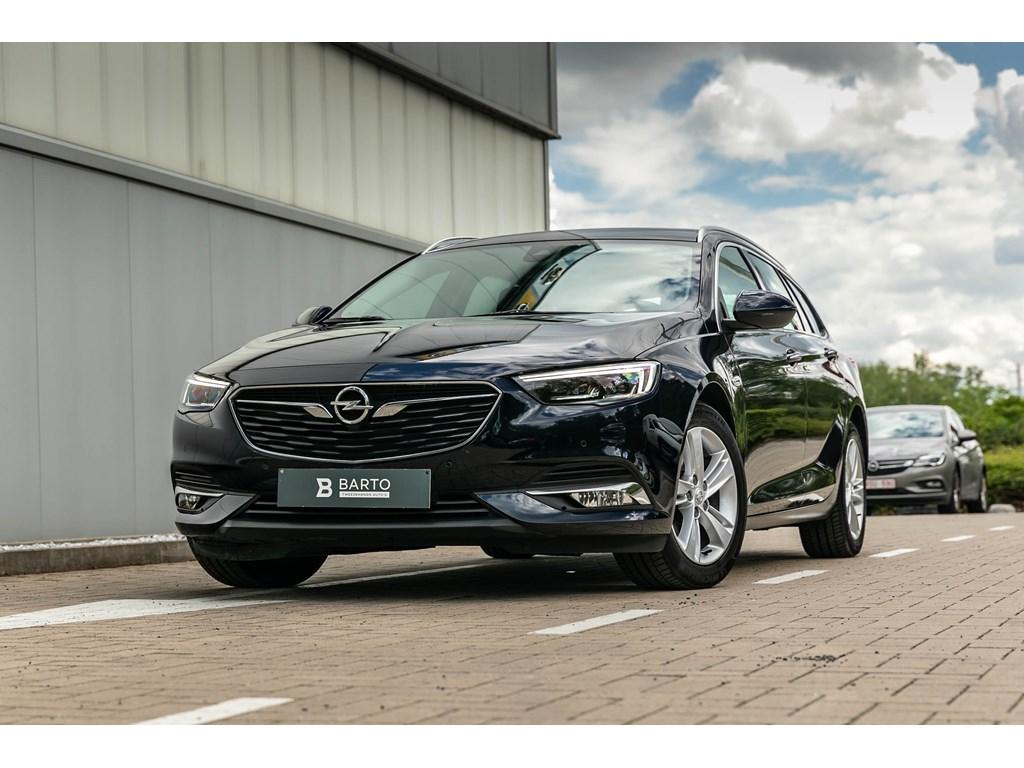 Tweedehands te koop: Opel Insignia Blauw - Break16CDTIInnovatLeder sportzFull LED TOPAANBOD