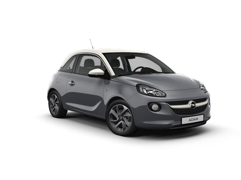 Tweedehands te koop: Opel ADAM Grijs - Senses 12 Benz 70pk - Manueel 5 versn - Nieuw