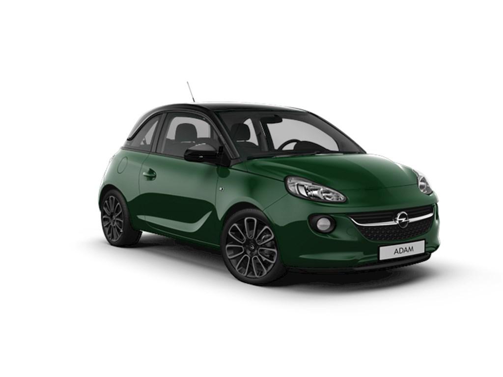 Tweedehands te koop: Opel ADAM Groen - Jam 12 Benz 70pk - Manueel 5 versn - Nieuw