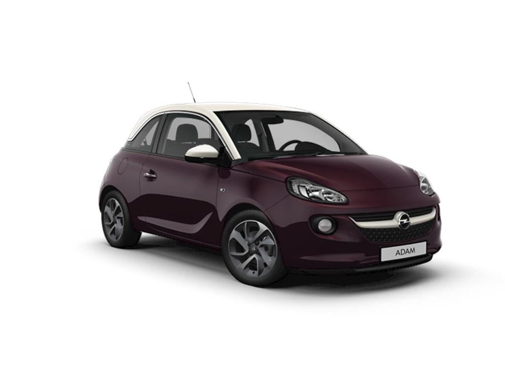 Tweedehands te koop: Opel ADAM Purper - Senses 12 Benz 70pk - Manueel 5 versn - Nieuw