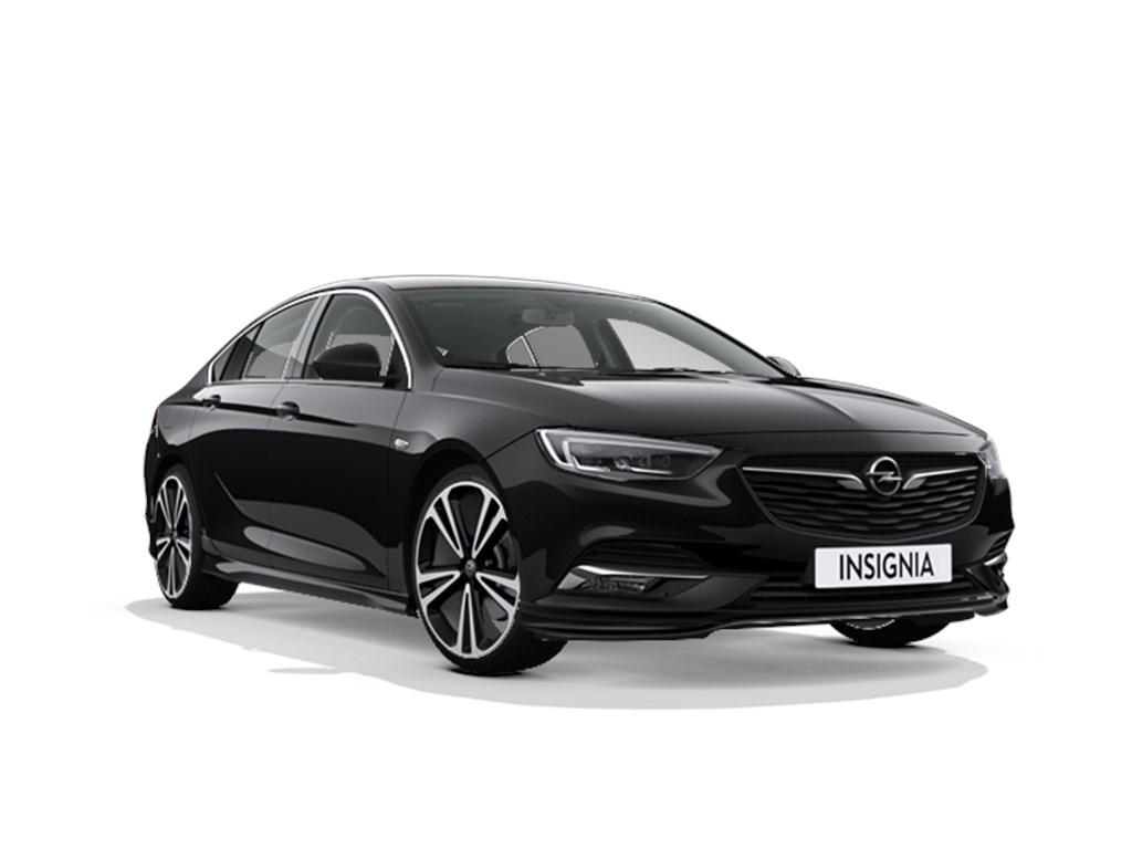 Tweedehands te koop: Opel Insignia Zwart - Grand Sport Innovation - NIEUW - 16 Turbo Automaat 6 StartStop 200pk - Leder - Navi -