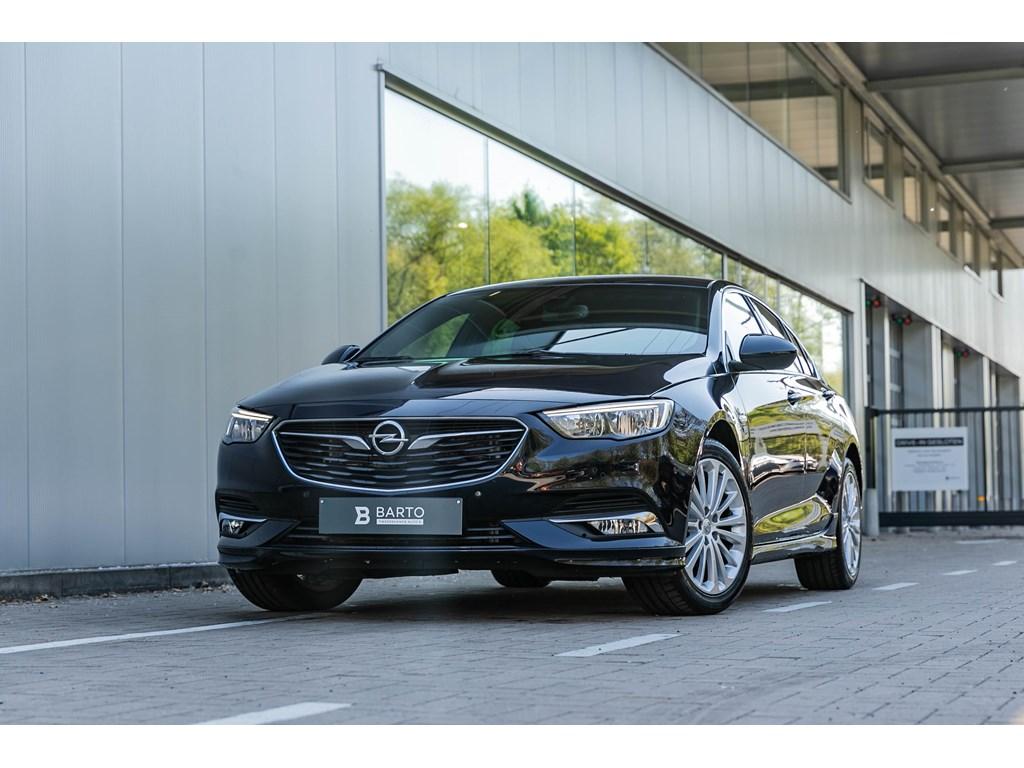 Tweedehands te koop: Opel Insignia Blauw - 15b 140pk Grand SportOPClineCameraSportzetelsDodehoek