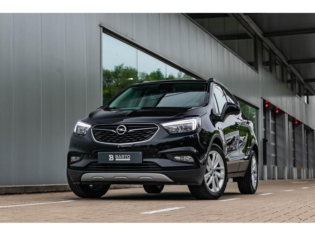 Tweedehands te koop: Opel Mokka Zwart - 16Benz Navigatie Alu velgen Parkeersens