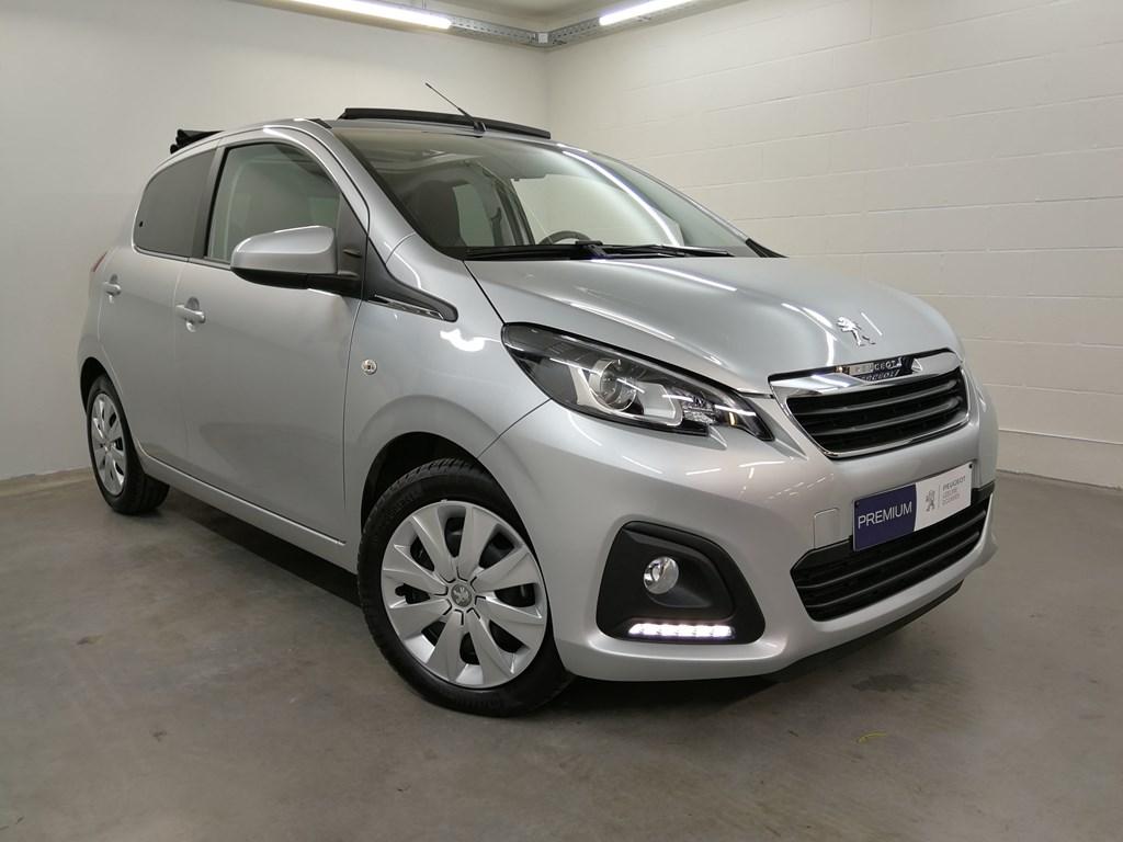 Peugeot 108 4/5 Deurs
