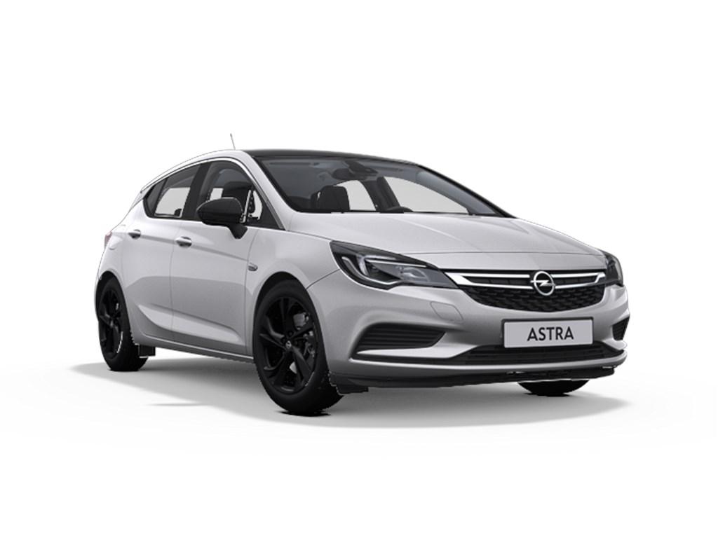 Tweedehands te koop: Opel Astra Zilver - 5-Deurs 10 Turbo 105pk 120 Years Edition Start Stop Manueel 5 - Nieuw