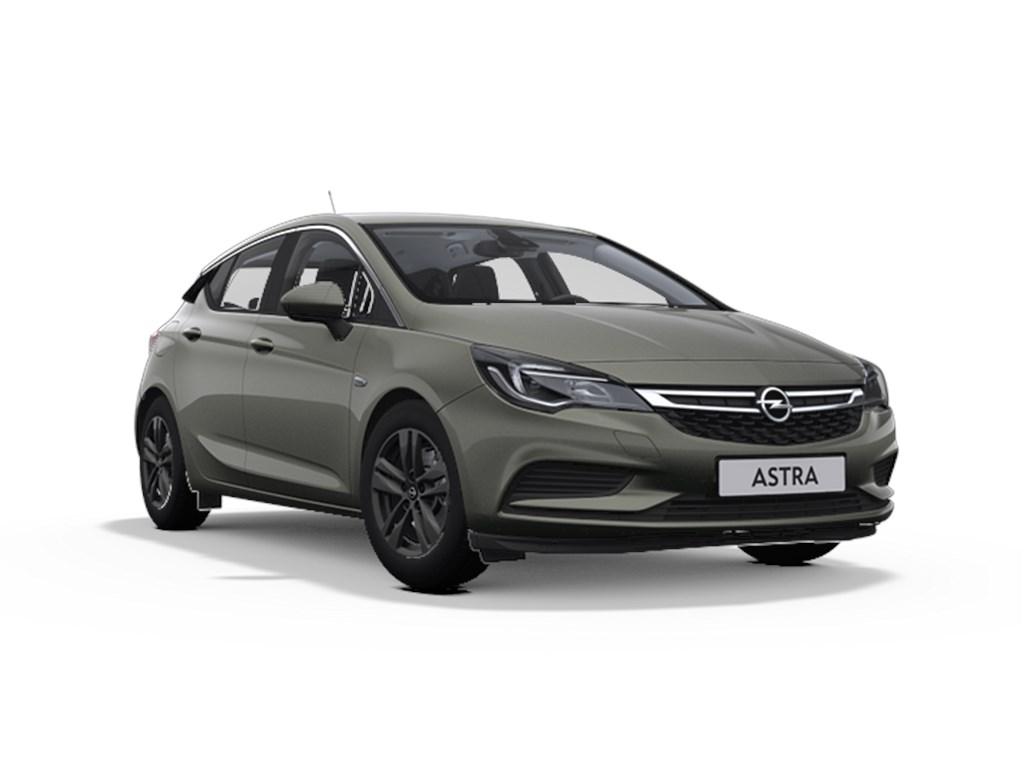 Tweedehands te koop: Opel Astra Grijs - 5-Deurs 10 Turbo 90pk 120 Years Edition Start Stop Manueel 5 - Nieuw