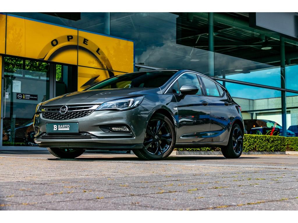 Tweedehands te koop: Opel Astra Grijs - 14 TurboInnovation NaviAchteruitrijcameraOfflanebijsturing