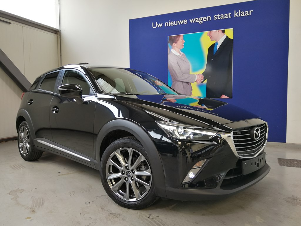 Mazda CX-3 Break