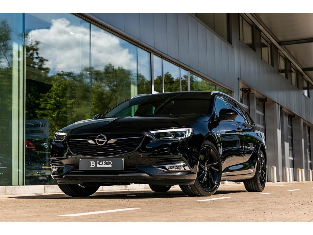 Tweedehands te koop: Opel Insignia Zwart - DirectiewagenBenz 165pkAutomOPCline intBlackPackVolledig Leder