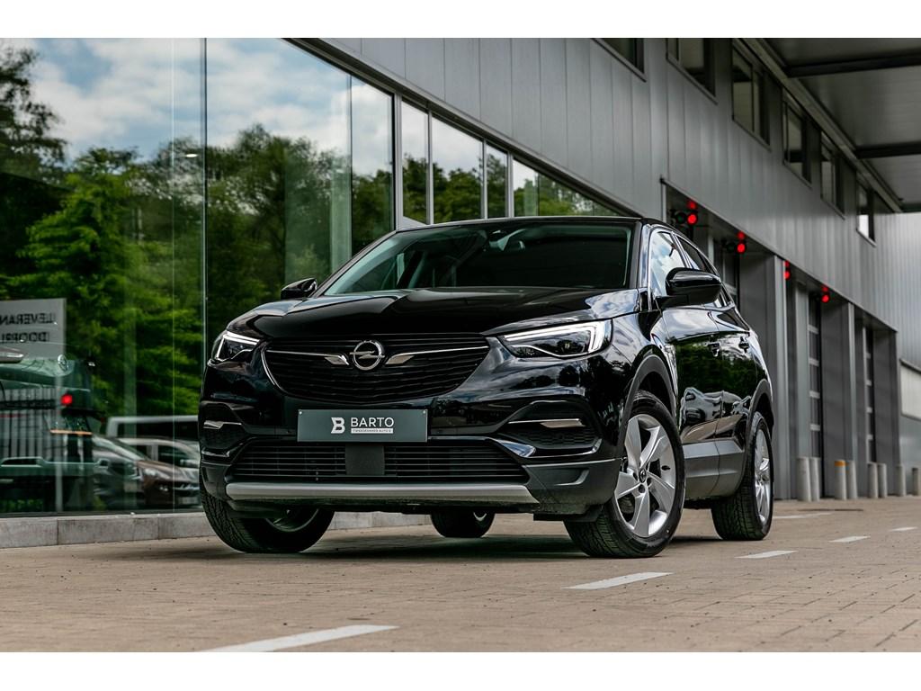 Tweedehands te koop: Opel Grandland X Zwart - 16CDTIInnovPremium LEDIntelligrip