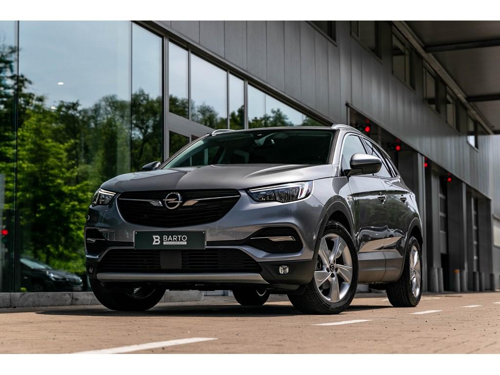 Tweedehands te koop: Opel Grandland X Grijs - 16CDTI AUTOMDynamicErgo Zetel 18