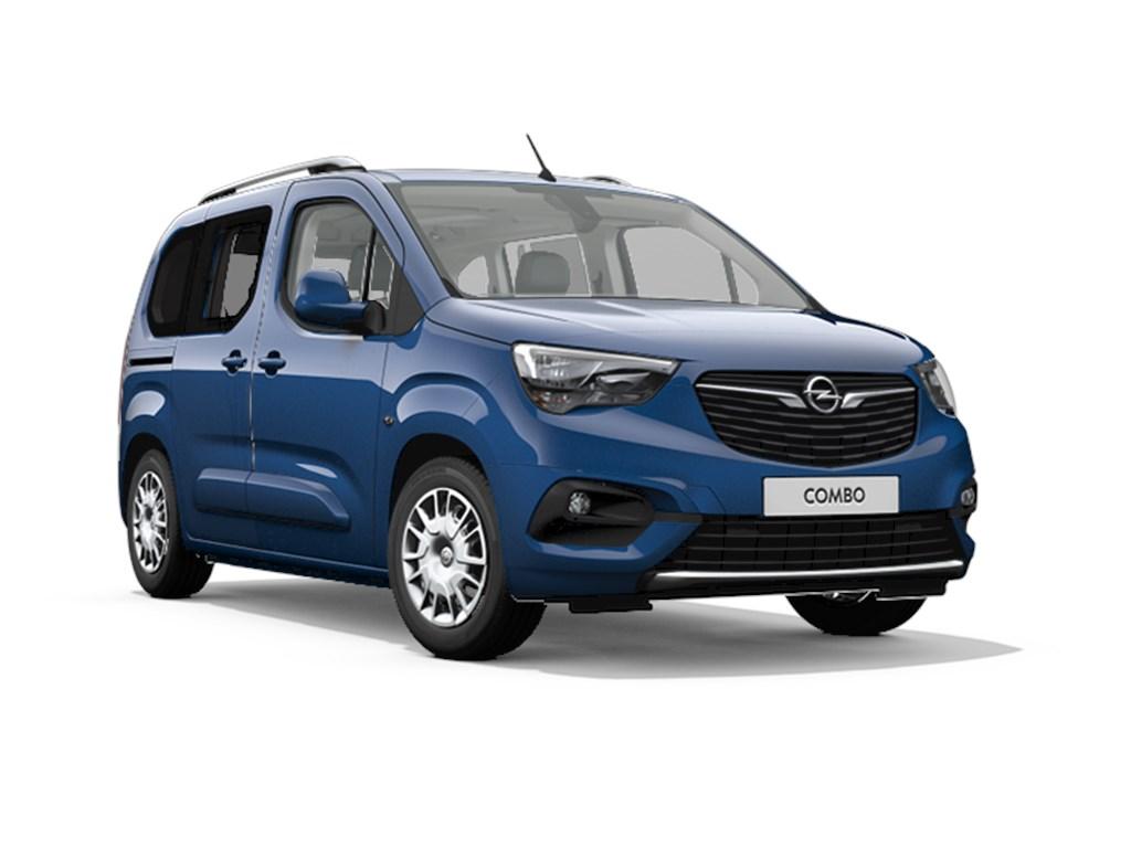 Tweedehands te koop: Opel Combo Blauw - Life Innovation 12 Turbo benz Manueel 6 StartStop - 110pk 81kw - Nieuw