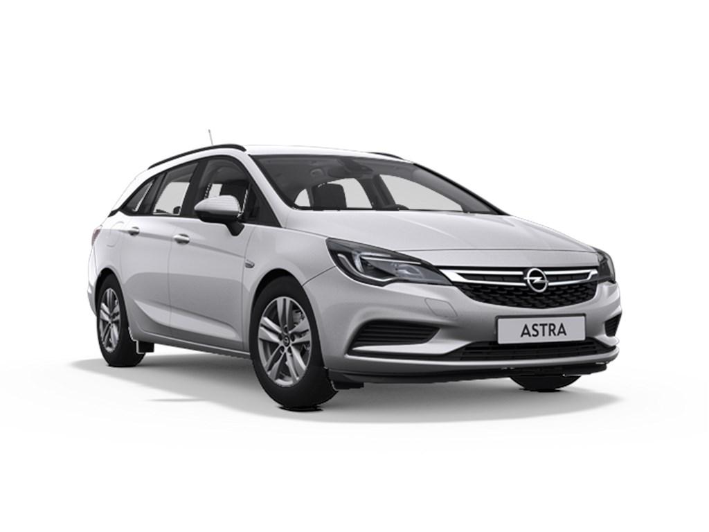 Tweedehands te koop: Opel Astra Zilver - Sports Tourer Edition 16 CDTi 110pk Manueel 6 - Nieuw