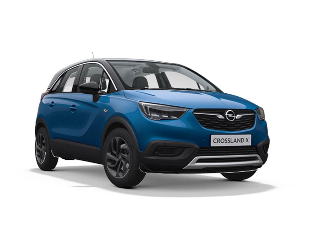 Opel-Crossland-X-Blauw-120-Years-Edition-12-Turbo-Automaat-6-StartStop-110pk-81kw-Nieuw