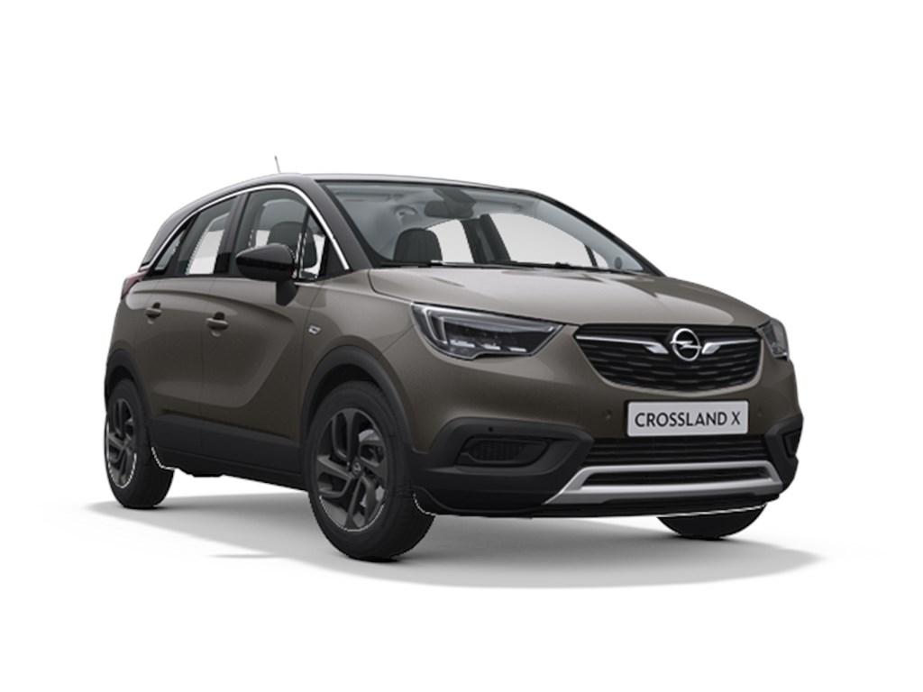Tweedehands te koop: Opel Crossland X Grijs - 120 Years Edition 12 Turbo Automaat 6 StartStop 110pk 81kw - Nieuw