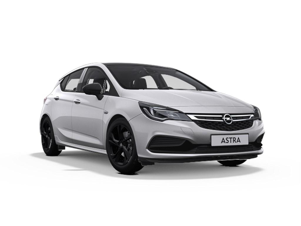 Opel-Astra-Zilver-5-Deurs-14-Turbo-Benz-125pk-OPC-Line-Nieuw