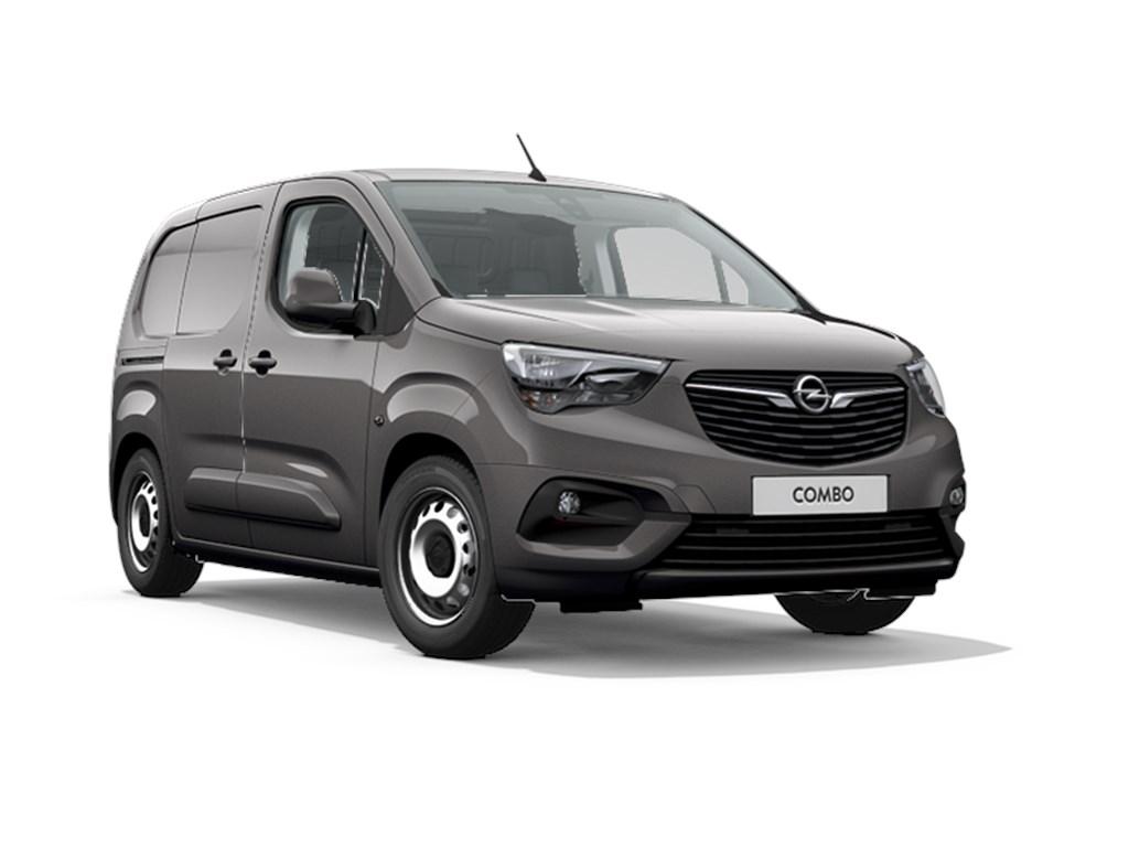 Tweedehands te koop: Opel Combo Grijs - L1H1 Edition 3pl 15 Turbo D Diesel BlueInjection Manueel 5 StartStop - 102pk 75kw - Nieuw