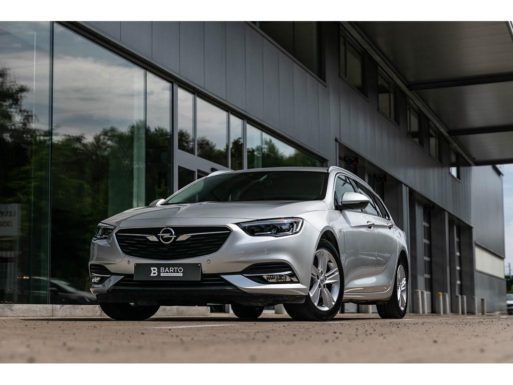 Tweedehands te koop: Opel Insignia Zilver - Break16 DieselLederInnovation