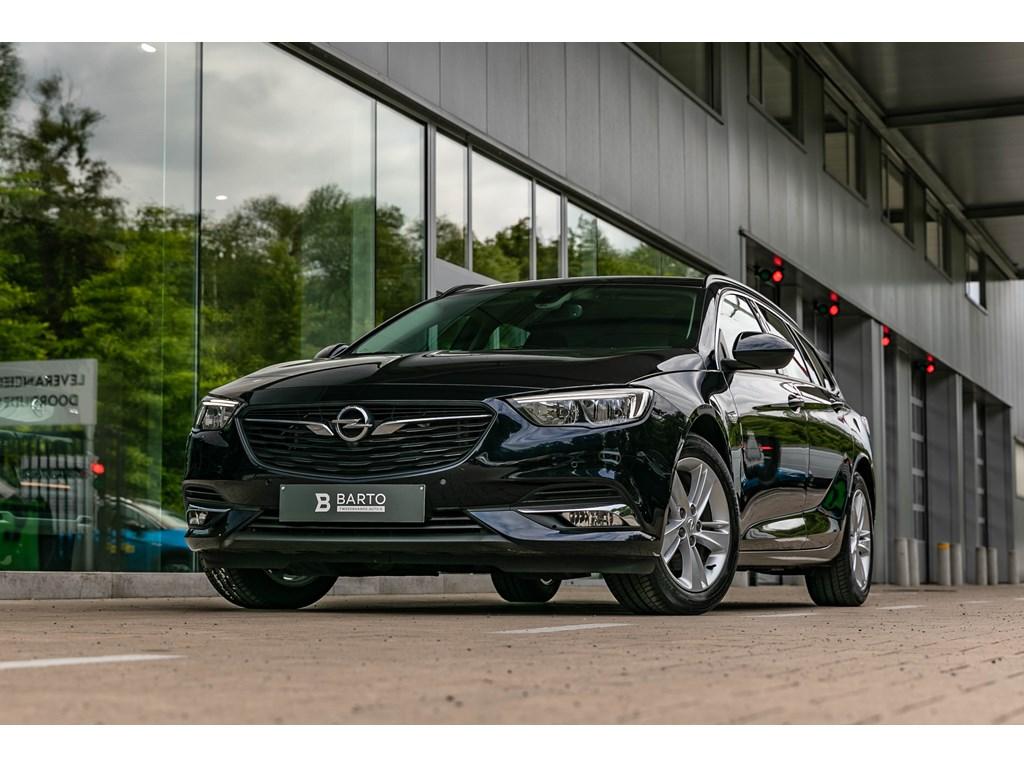 Tweedehands te koop: Opel Insignia Blauw - Break 15T Benz Navi Alu velgen Sensoren V A