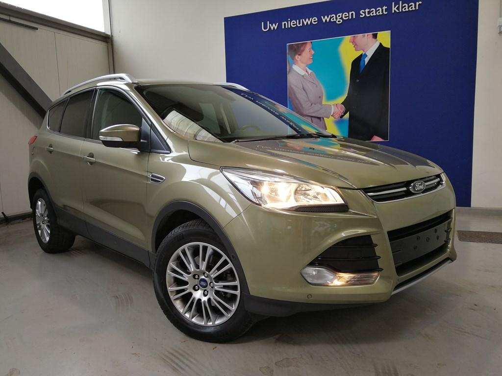 Ford Kuga Offroad / 4x4