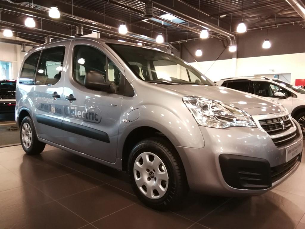 Peugeot Partner 4/5 Deurs